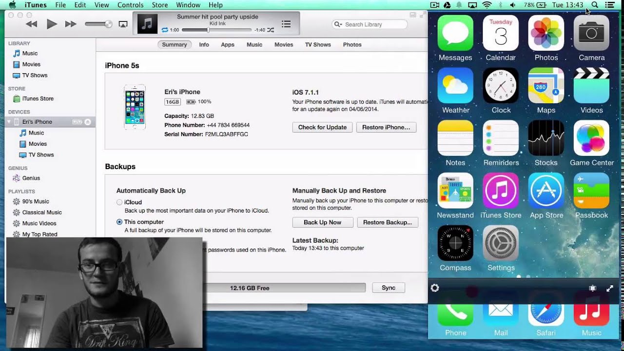 How To Install NEW iOS 8 Beta FREE Without A Dev Account Or UDID