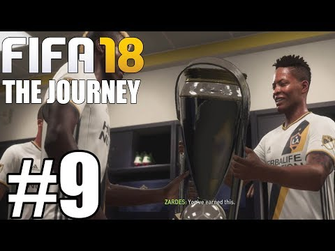 FIFA 18 THE JOURNEY Gameplay Walkthrough Part 9 ( Full Game ) - No Commentary