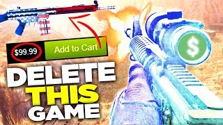 DELETE This FPS Game Off Steam! (Worst Steam Games)