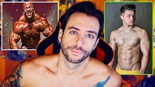 mi mensaje para la txica comunidad fitness de youtube chuzados vs naturales