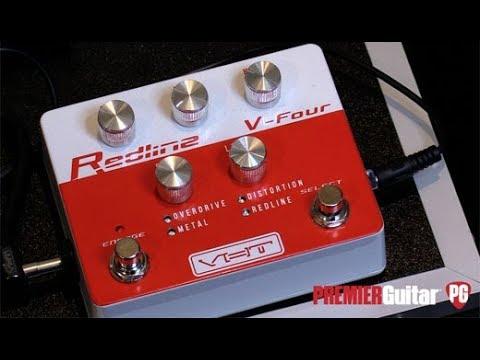 SNAMM '18 - VHT Redline 80 S and Redline V Four Demos