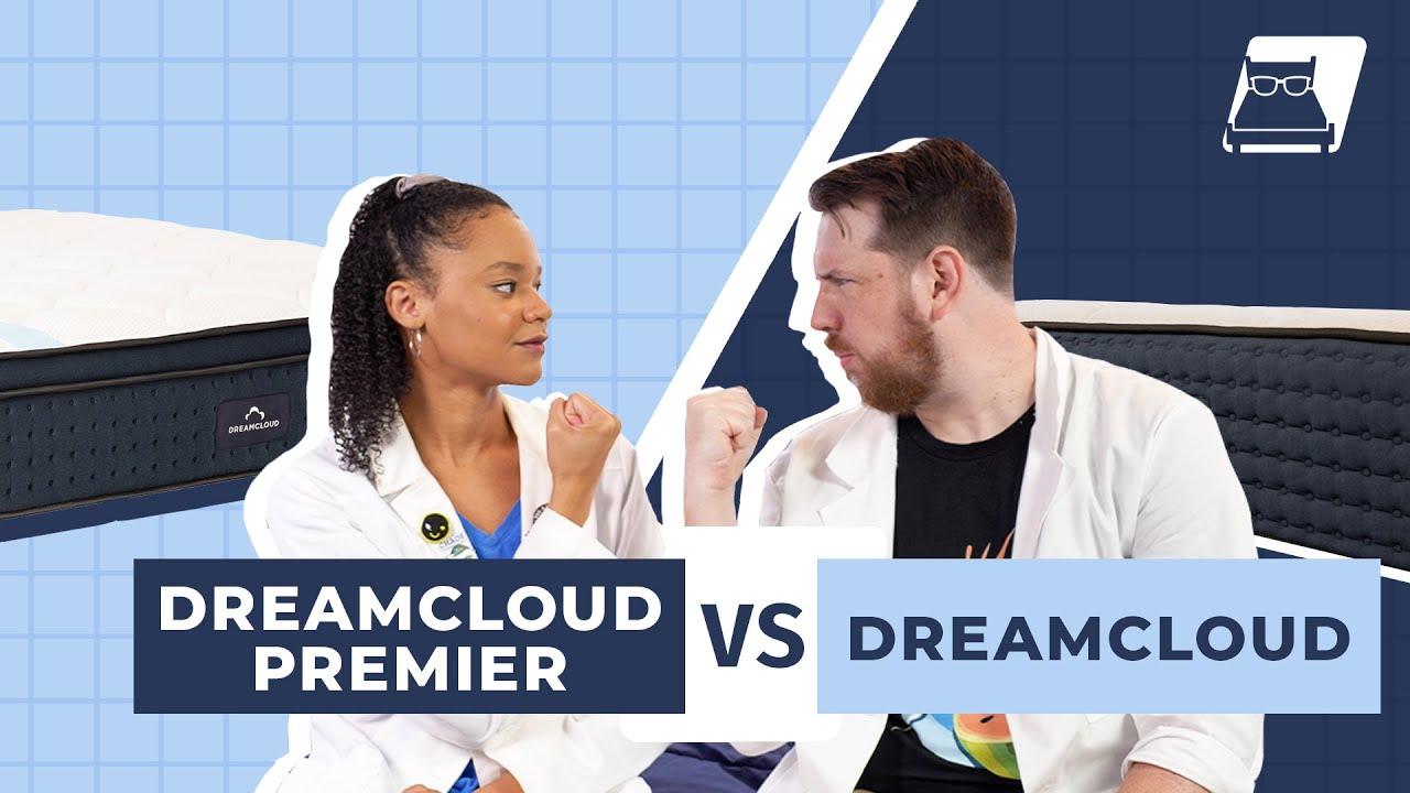 DreamCloud vs DreamCloud Premier - Which DreamCloud Mattress Is Best???
