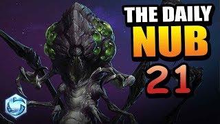 Abathur on live servers! // The Daily Nub 21