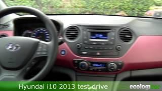 Hyundai i10 2014  test drive