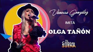 Vanessa González imita a Olga Tañon