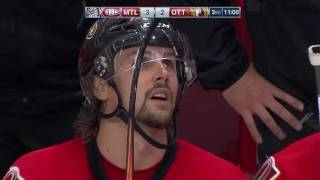 Jeff Petry 3-2 Goal - Canadiens @ Senators - 10.15.2016 - HD