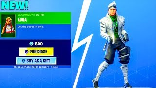 *NEU* GUILD & AURA SKINS..! (Heute Artikelshop) Fortnite Battle Royale