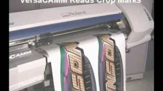 Roland VersaCAMM Printer & Contour Cutters