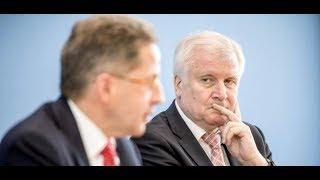 HETZJAGD: Verfassungsschutzchef Maaßen erntet heftige Kritik