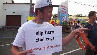 Bene's sliphero challenge with cap – Günzburger Volksfest