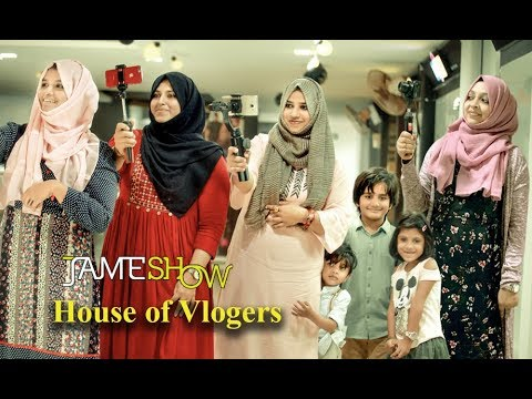 House of Vloggers in Jamesh show