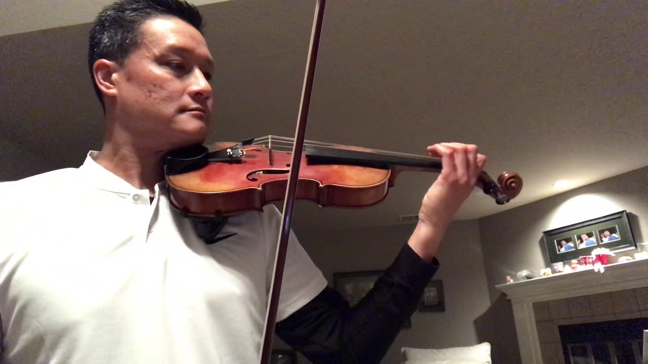 Play the Bach Double with Ray Chen
