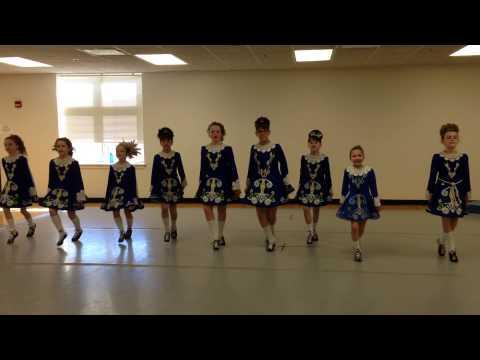 Irish Jig - O'Hare School of Irish Dance - St. Patrick's Day 2015