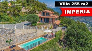 ☀️Вилла в Империи с видом на море 255 м2 | For sale villa in Imperia 255 m2