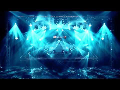 BEAMZ Light Show ProLight + Sound FRANKFURT 2018
