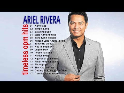 Ariel Rivera Greatest Hits POPM