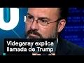 Videgaray explica llamada de Trump - Trump - Denise Maerker 10 en punto