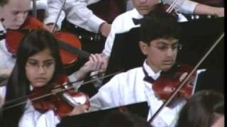 Cinco Ranch Junior High Symphony Orchestra: Bossa Nova Triste