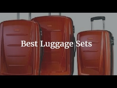 Top 5 Best Luggage & Travel Bag with Price in India 2017 - YouTube