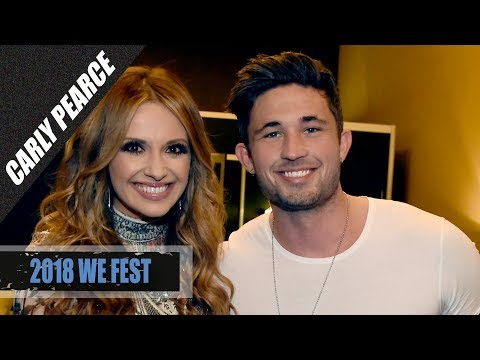 Carly Pearce Spills: Why Boyfriend Michael Ray Finally Noticed Her