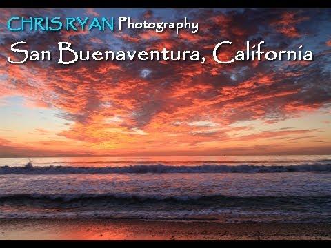 Buenaventura State Beach, California (www.ChrisRyanPIX.com)