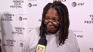 Whoopi Goldberg Admits It'd Be Fun to Get High With Her 'View' Co-Hosts!