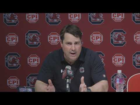 POST-GAME: Will Muschamp on Georgia — 11/4/17