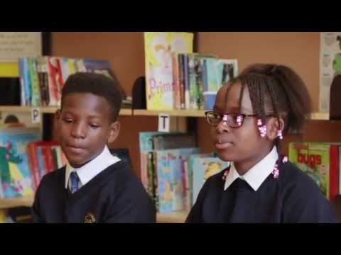 Scholastic Reading Pro in action: Durand Academy, London, 2015