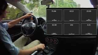 Obd-pi Tutorial: Raspberry Pi Displaying Car Diagnostics (obd-ii) Data On An Aftermarket Head Unit