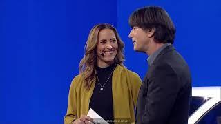 Joachim Löw English interview - Volkswagen Golf World Premiere 24.10.19