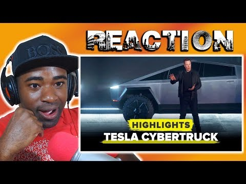 Elon Musk announce the Tesla Cybertruck in 14 minutes | REACTION