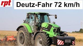 Deutz-Fahr Agrotron 6215 RCshift - recenzja RPT