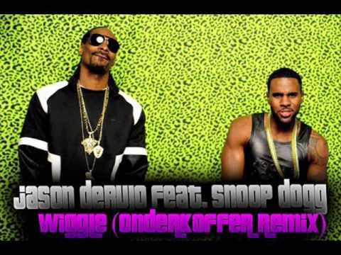 Jason Derulo feat  Snoop Dogg  - Wiggle (Onderkoffer Remix)