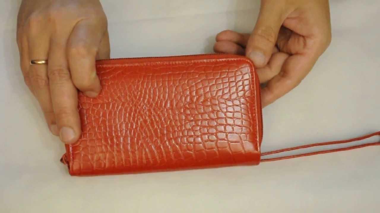 Сшить кошелек женский своими руками