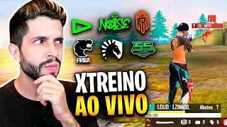 🔴 XTREINO PLAYHARD! 🔴 LOUD,  NOISE, LOS, SS... 🔴 EMULADOR E MOBILE! 🔴 FREE FIRE! 🔴