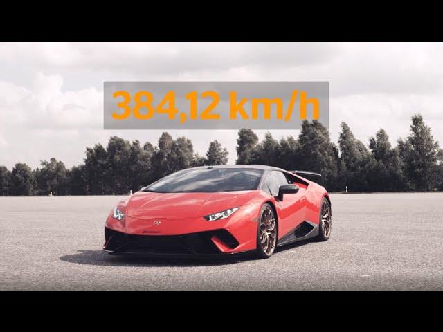 Papenburg3000 🏁 | Klasen Motors Lamborghini Huracán Performante | Continental Reifen