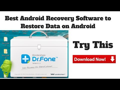Best Android Recovery Software To Restore Data On Android (Try This)