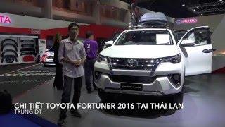 tinhtevn - chi tiet toyota fortuner 2016 tai thai lan