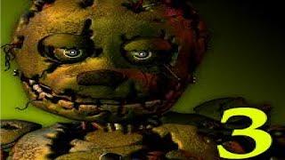 Dicas de como passar as noites - Five Nights at Freddys 3