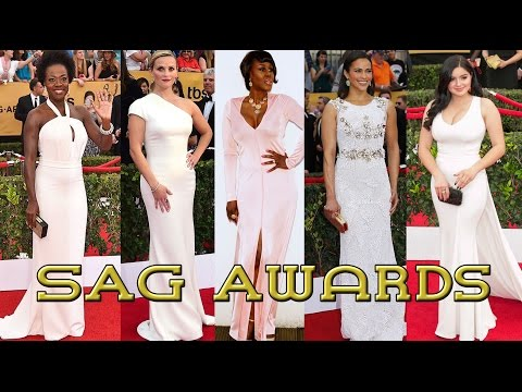 FUMI'S FASHION POLICE ON THE SAG AWARDS BEST DRESSED 2015 RED CARPET REVIEW