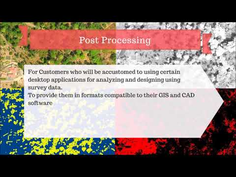 The Ultimate Guide for Land Surveying with Drones (Why do you need post processing?)