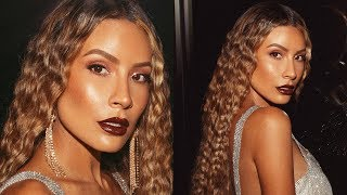 QUEEN B INSPIRED HAIR AND MAKEUP | DESI PERKINS
