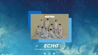[SF9][カナルビ][歌詞動画]  SF9(에스에프나인)Echo