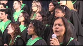 """Vive en Mim"" Coro Luzo Brazilian SDA CHURCH Newark NJ"