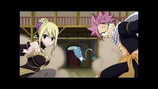 Lucy and Natsu vs Jacob Full Fight English Dub
