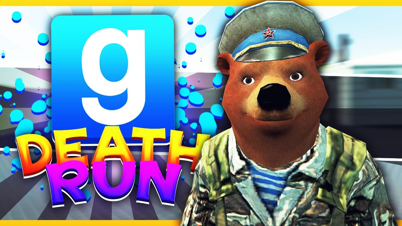 THIS IS NOTHING LIKE BOOT-CAMP!!! - Gmod Deathrun Funny