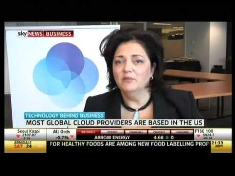 Roundtable - Cloud Data Residency Risks & Compliance - Heather Tropman