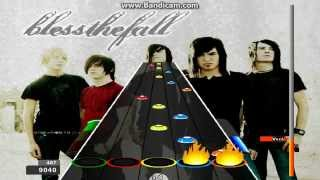 Guitar Flash Guys Like You Make Us Look Bad - Blessthefall 100% Expert 35,275