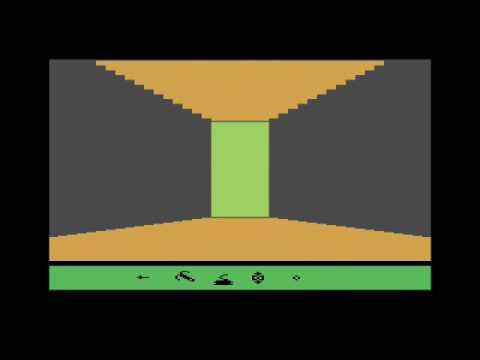 SwordQuest: EarthWorld for the Atari 2600