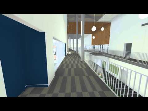 Bristol Community College Interior